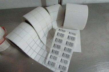 suministros etiquetas