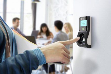 Control Asistencia Acceso Biometrico